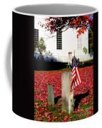 Revolutionary War Hero Coffee Mug