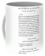 Revolutionary War Poster Coffee Mug