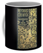Reynard The Fox Coffee Mug