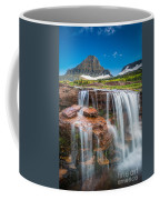 Reynolds Mountain Falls Coffee Mug