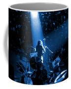 Rg #7 In Blue Coffee Mug