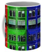 Rgby - Downtown Apartments Coffee Mug