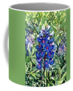 Rhapsody In Blue Coffee Mug