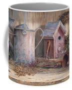 Rhapsody In Rose Coffee Mug