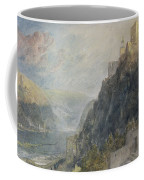 Rheinfels Looking To Katz And Gourhausen Coffee Mug