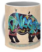Rhino 2 Coffee Mug