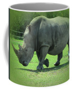 Rhino And Friend Coffee Mug