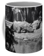 Rhino Nap Time Coffee Mug
