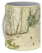 Rhode Island 1780 Coffee Mug
