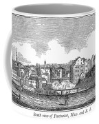 Rhode Island, Usa, 1839 Coffee Mug