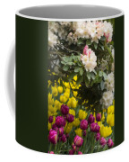 Rhodies And Tulips Coffee Mug
