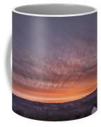 Rhymney Valley Sunrise Coffee Mug