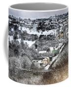 Rhymney Valley Winter 2 Coffee Mug