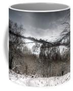 Rhymney Valley Winter 5 Coffee Mug