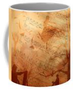Rhythm And Rhyme Coffee Mug