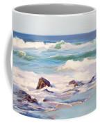 Rhythm In Blues Coffee Mug