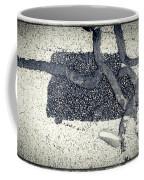 Rhythm- Silent Dance. Coffee Mug