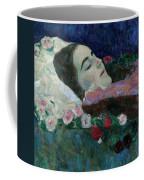 Ria Munk On Her Deathbed Coffee Mug
