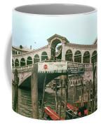 Rialto Bridge  Coffee Mug
