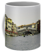 Rialto Bridge Venice Coffee Mug