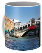 Rialto Bridge Venice Coffee Mug