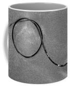 Ribbon Of The Sea Coffee Mug
