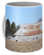 Ribbon Roof Barn Coffee Mug