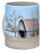 Ribbon Roof Crib Coffee Mug