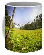 Rice Field Coffee Mug