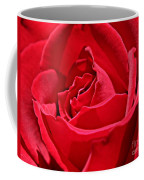 Rich Red Coffee Mug
