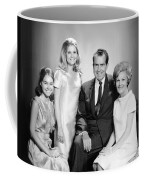 Richard Nixon And Family Coffee Mug