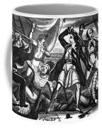 Richard Worley (c1686-1719) Coffee Mug
