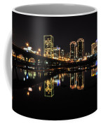 Richmond Night Skyline Coffee Mug