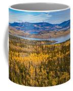 Richthofen Island Yukon Territory Canada Coffee Mug