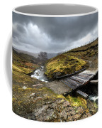 Rickety Bridge On Honiston Pass  Coffee Mug