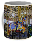 Ride A Painted Pony - Coney Island 2013 - Brooklyn - New York Coffee Mug