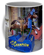 Ride The Champion Coffee Mug