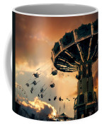 Ride The Clouds Coffee Mug