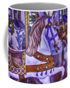Ride The White Horse Coffee Mug