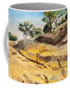 Riding By Back Road  Coffee Mug