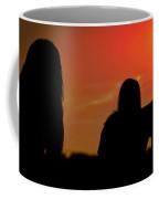 Riding Into The Sunset Coffee Mug