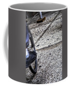Riding On The Sidewalk Coffee Mug