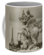Riding Pegasis Coffee Mug