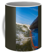 Riding The Storm. Coffee Mug