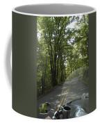 Riding The Woods Of Alabama Coffee Mug