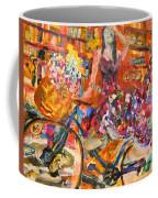 Riding Through Life Coffee Mug