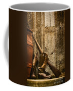 Rifle Coffee Mug