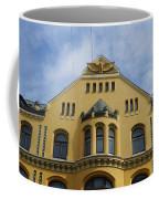 Riga Cat House Coffee Mug