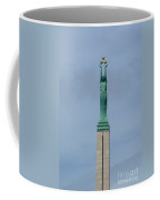 Riga Freedom Monument Coffee Mug