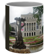 Riga National Opera House Coffee Mug